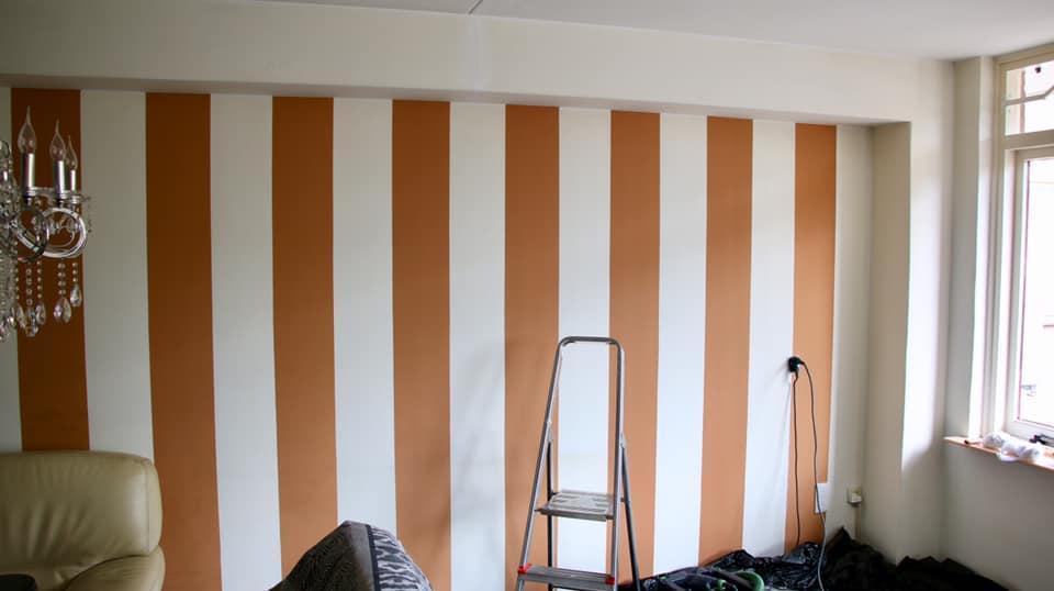 Binnenschilderwerk muren en plafonds in Den Haag