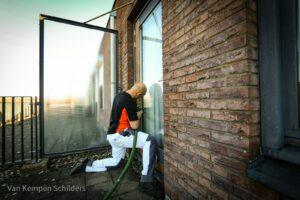 buitenschilder, buitenschilderwerk, buitenschilderwerk Den Haag